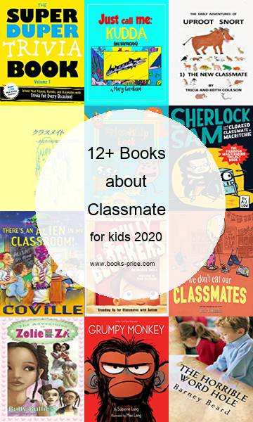 9 Classmate books for kids 2020