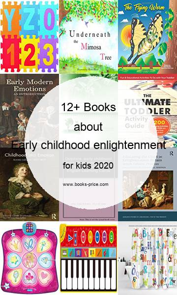 4 Early childhood enlightenment books for kids 2020