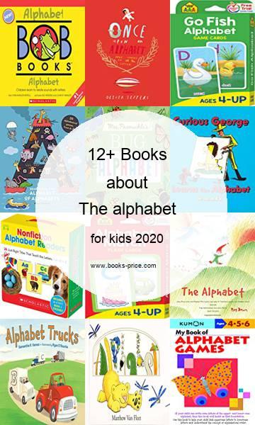16 The alphabet books for kids 2020