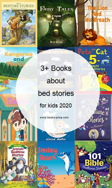 3 bed stories books for kids 2020