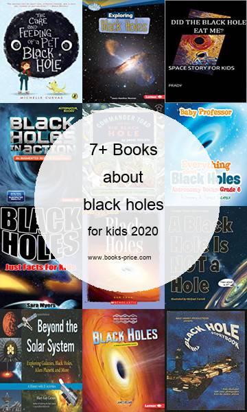 7 black holes books for kids 2020