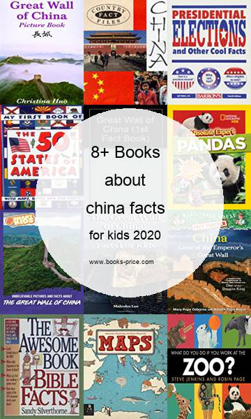 8 china facts books for kids 2020