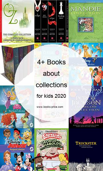 4 collections books for kids 2020