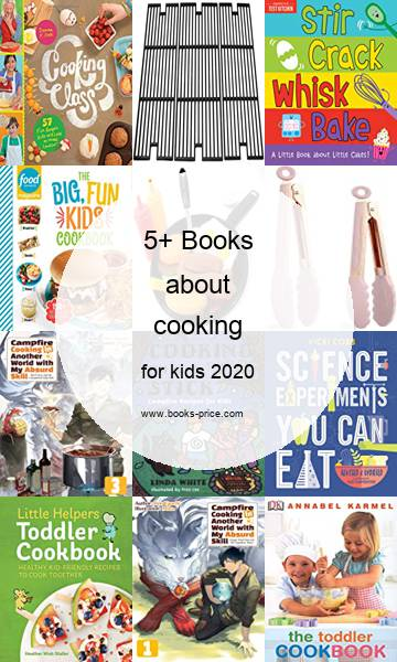 5 cooking books for kids 2020