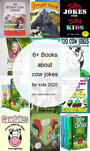 6 cow jokes books for kids 2020