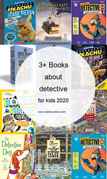 3 detective books for kids 2020
