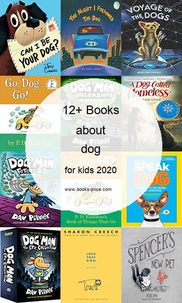 12 dog books for kids 2020