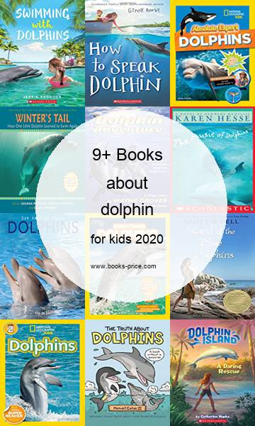 9 dolphin books for kids 2020