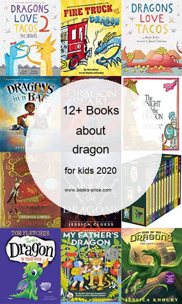 12 dragon books for kids 2020