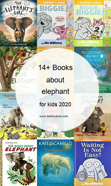 14 elephant books for kids 2020