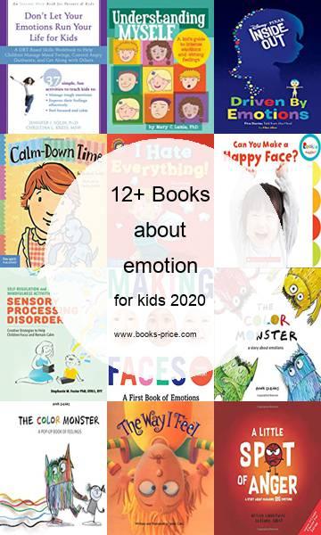 15 emotion books for kids 2020