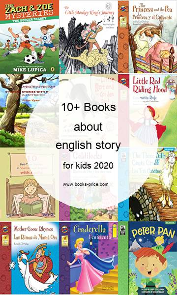 10 english story books for kids 2020