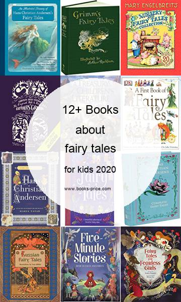 12 fairy tales books for kids 2020