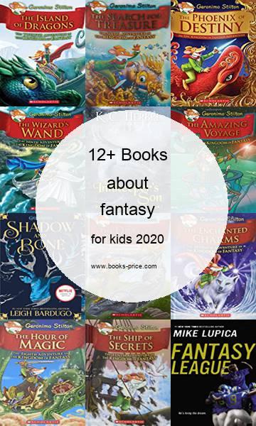 12 fantasy books for kids 2020