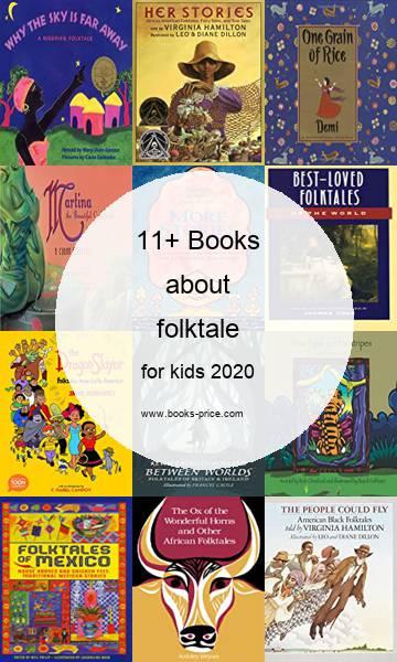 11 folktale books for kids 2020