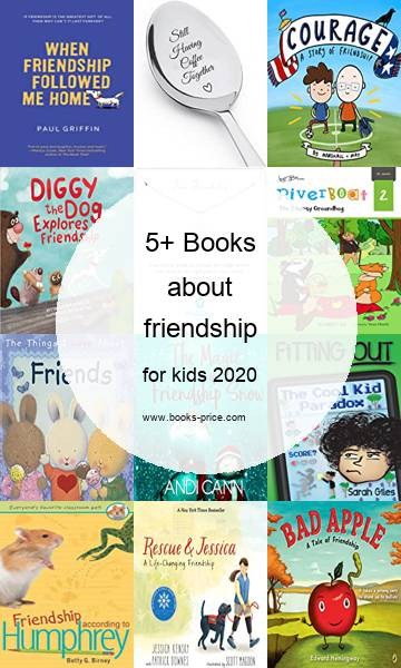 5 friendship books for kids 2020