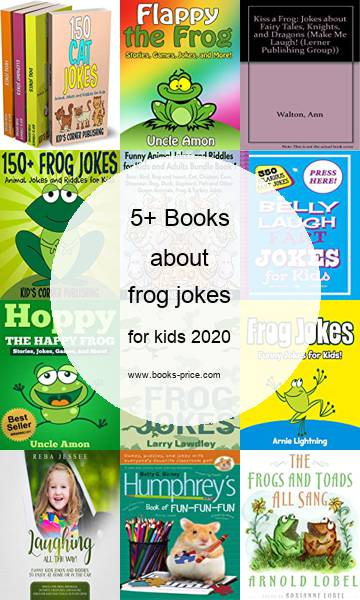 5 frog jokes books for kids 2020