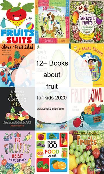 15 fruit books for kids 2020