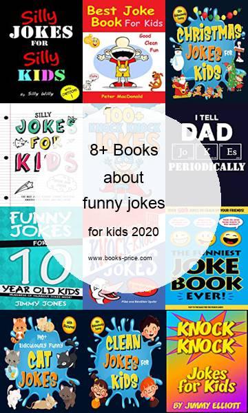 8 funny jokes books for kids 2020