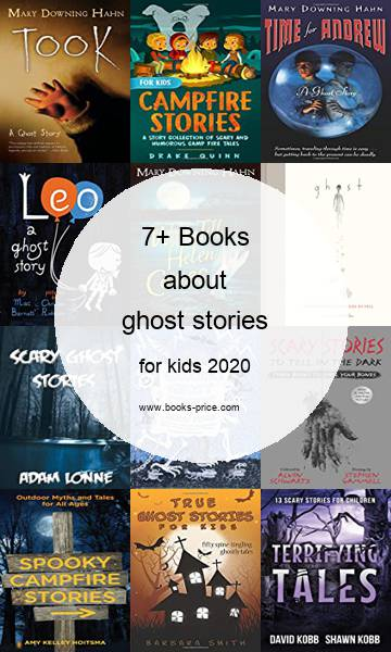 8 ghost stories books for kids 2020