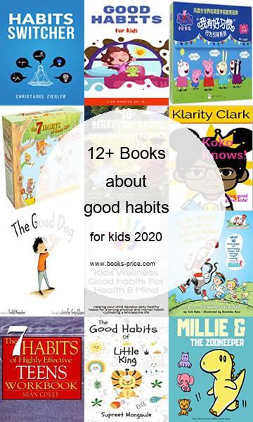 6 good habits books for kids 2020