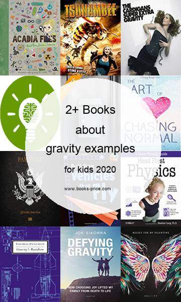 2 gravity examples books for kids 2020