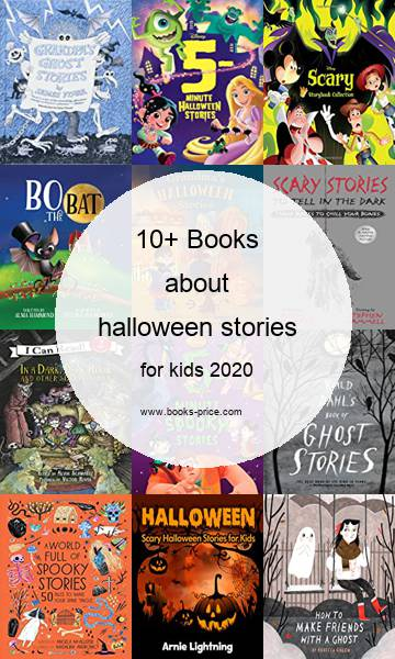 10 halloween stories books for kids 2020