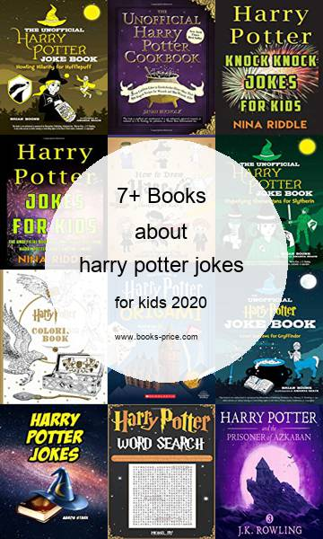 8 harry potter jokes books for kids 2020