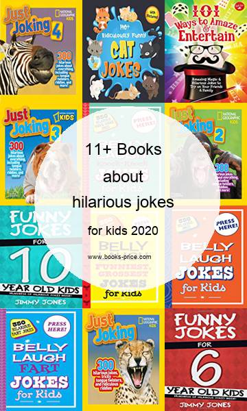 11 hilarious jokes books for kids 2020