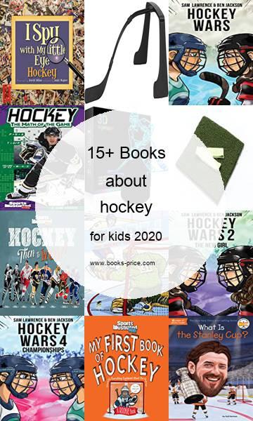 15 hockey books for kids 2020