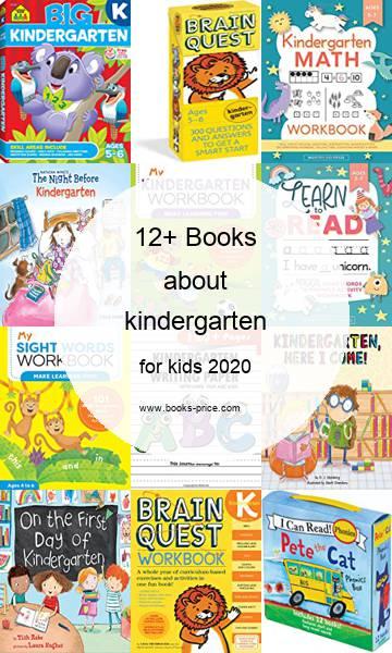 15 kindergarten books for kids 2020