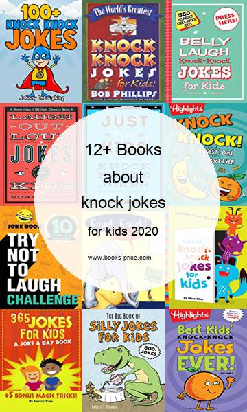 12 knock jokes books for kids 2020