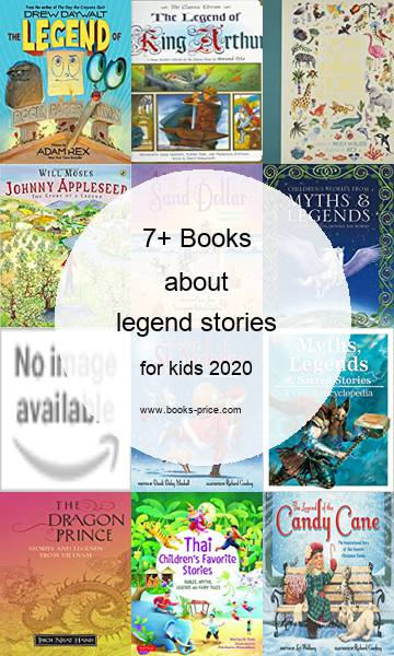 7 legend stories books for kids 2020