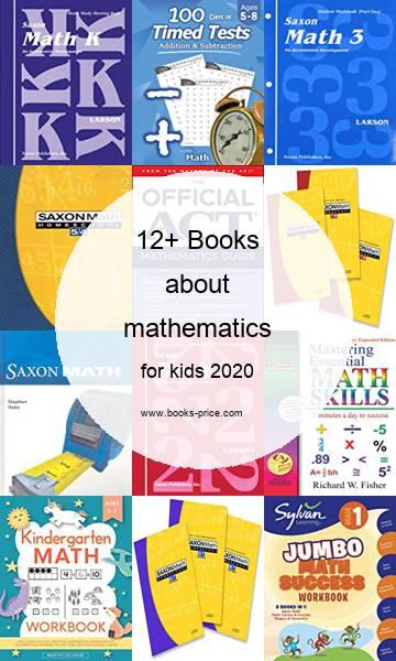 4 mathematics books for kids 2020