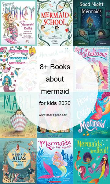 8 mermaid books for kids 2020