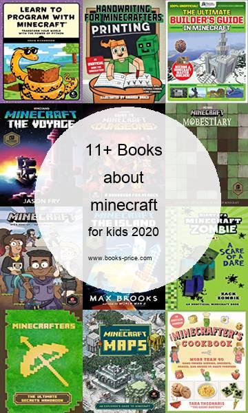 11 minecraft books for kids 2020