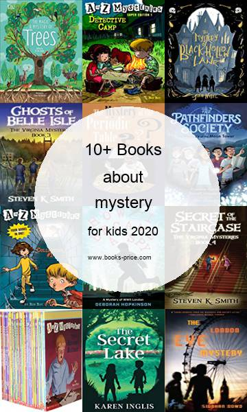10 mystery books for kids 2020