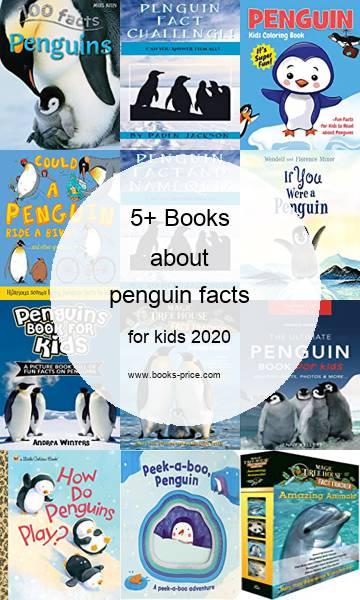 5 penguin facts books for kids 2020