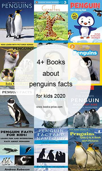 4 penguins facts books for kids 2020