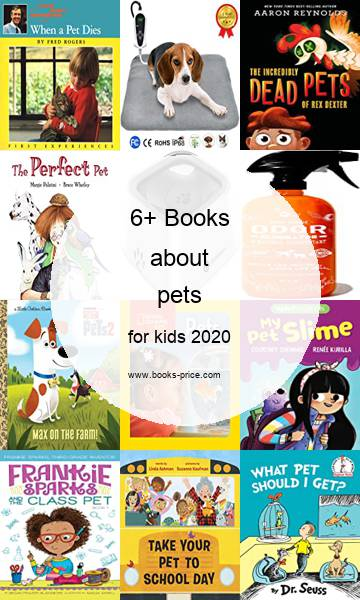 7 pets books for kids 2020