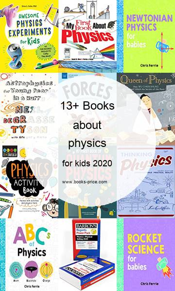 13 physics books for kids 2020