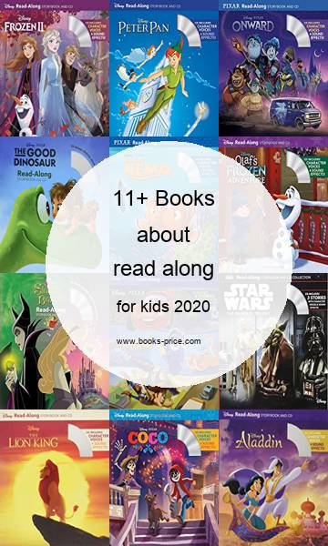 11 read along books for kids 2020