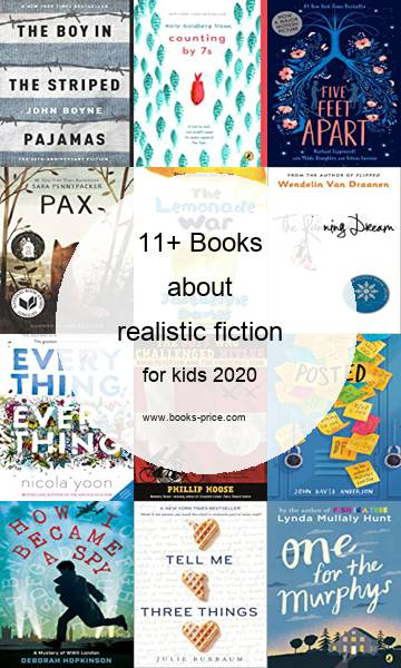11 realistic fiction books for kids 2020