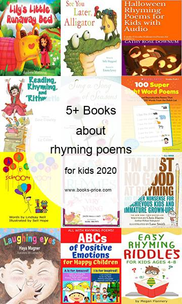 5 rhyming poems books for kids 2020