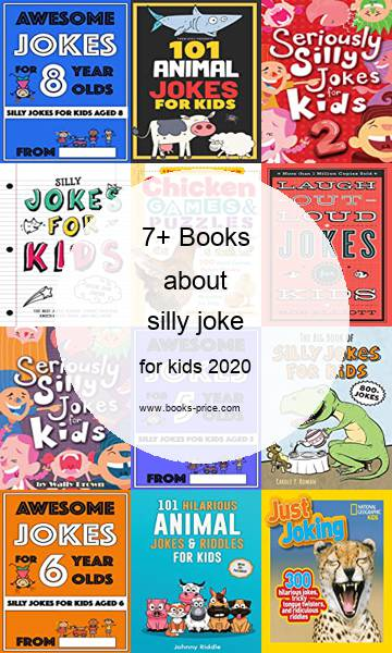 7 silly joke books for kids 2020