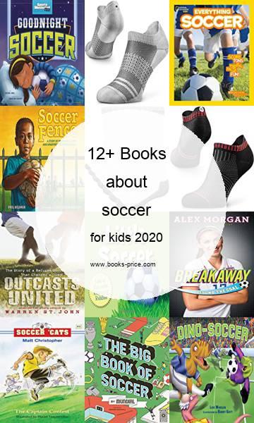 12 soccer books for kids 2020