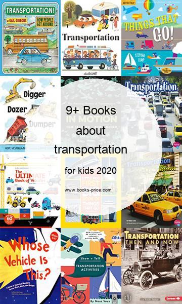 9 transportation books for kids 2020