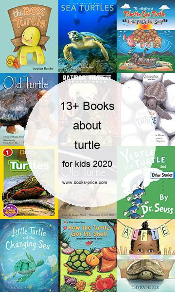 13 turtle books for kids 2020