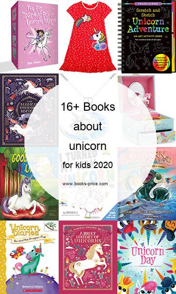 16 unicorn books for kids 2020