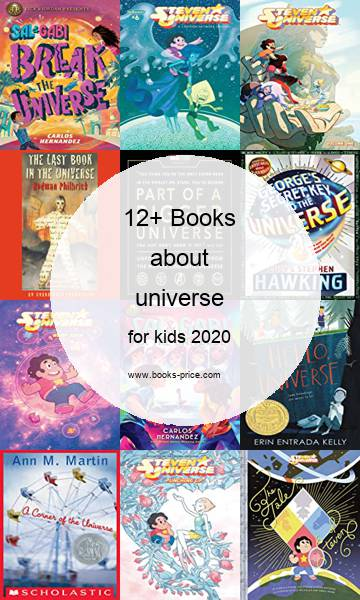 4 universe books for kids 2020
